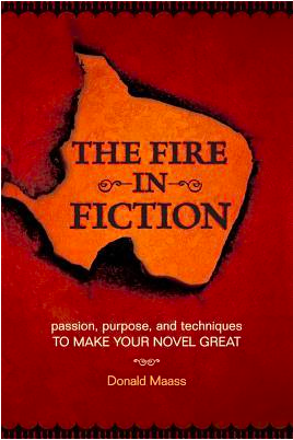 The Fire in Fiction - Cover